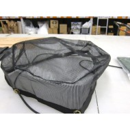 Heavy Duty PVC Coated Mesh Circular Drum Net/Cover   0.3m x 17cm Depth