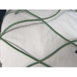 Elasticated Cargo Net Green and Yellow 2m x 1.5m