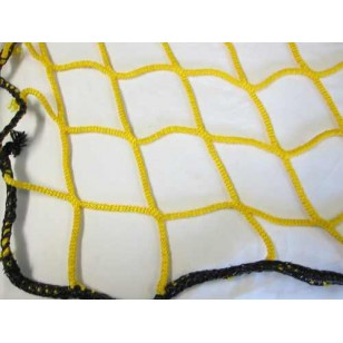 Extra Heavy Duty Yellow Cargo Net 1.5m x 1.2m