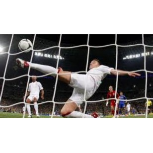 World Cup Box Football Goal Nets (pair) 4mm