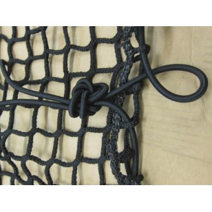 Extra Heavy Duty Cargo Net 1.2m x 1.2m With Bungee Cord