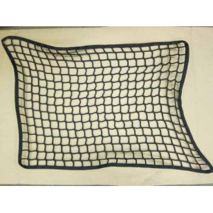 Small Blue Net with Webbed Edging 96cm x 44cm