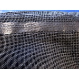 PVC Coated Mesh Net t 4.8m x 2.7m With Bungee Cord