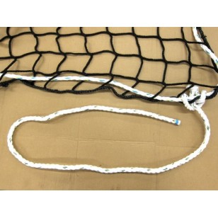 Heavy Duty Cargo Net 2.5m x 2.5m With Rope and Tie Cords
