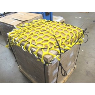 Heavy Duty Pallet Load Securing Net Custom Made Sizes