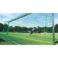 International Senior Football Goal Nets (pair) White 2.3mm